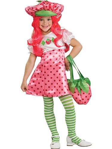 Deluxe Strawberry Shortcake Costume