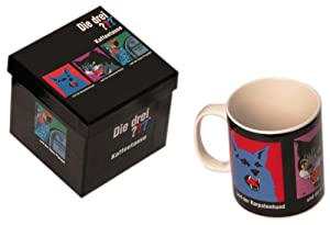 Kaffeebecher Hund/Katze/Papagei