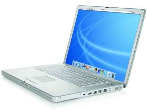 アップル ノートパソコン PowerBook G4 アルミ 1.67GHz 17インチ (常温倉庫)