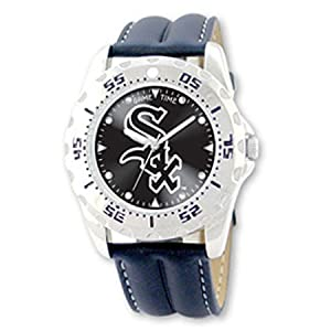 NSNSW25660Q-Mlb Officially Licensed Championship Chicago White Sox Watch - Water... by MLB Officially Licensed