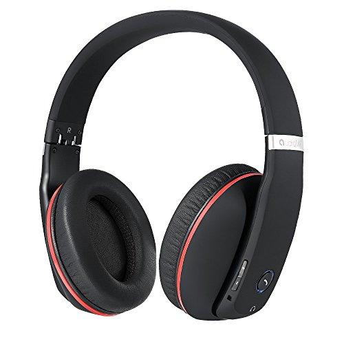 AudioMX-HB-Q4-Casque-Audio-Bluetooth-40-Circum-Aural-Anti-bruit-Passif-avec-Microphone-Intgr-Cable-Audio-35-mm-Numrique