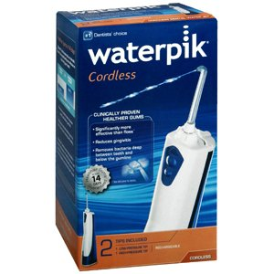 water pik cordless sys wp360 1 per pack by waterpik technologies health. Black Bedroom Furniture Sets. Home Design Ideas