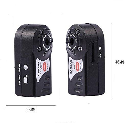 TANGMI Mini P2P HD Wifi Spy
