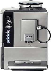 Siemens TE506501DE KaffeeVollautomat EQ.5 macchiatoPlus (1.7 l, 15 bar, 1600 Watt, externes Milchsystem) titaniumKundenbewertungen