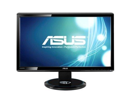 ASUS VGシリーズ VG23AH  23型ワイド 3Dディスプレイ ブラック VG23AH