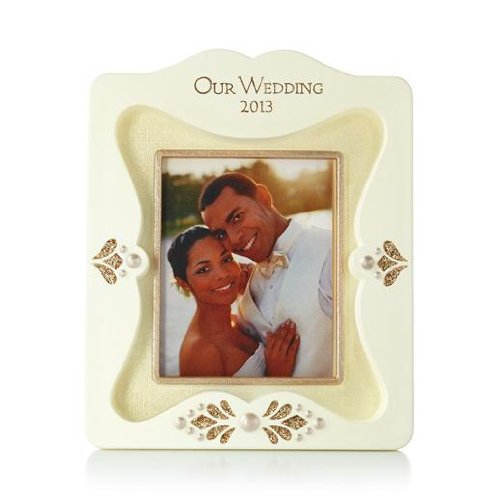 1 X Our Wedding 2013 Hallmark Ornament