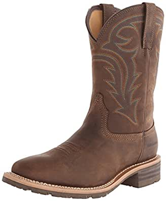Ariat Men 39 S Hybrid Rancher H2O Western Cowboy Boot Shoes
