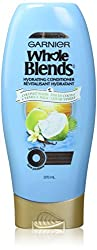Garnier Whole Blends Hydrating Conditioner, Coconut Water & Vanilla Milk extracts, 12.5 Fluid Ounce