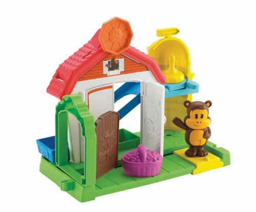 Fisher-Price Julius Jr. Sortin Sagebrush Farm