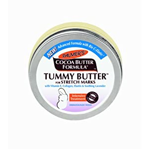 Palmer's Cocoa Butter Formula Tummy Butter For Stretch Marks, 4.4-Ounce Units (Pack of 3)