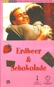 Erdbeer & Schokolade [VHS]
