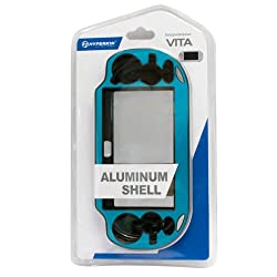 Hyperkin Aluminum Case For Ps Vita (Blue)