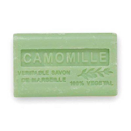 (南仏産マルセイユソープ)SAVON de Marseille カモミールの香り(SP001)(125g)