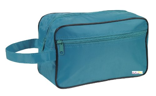 UrFunBag Toiletry Cosmetics / Travel / Shaving Bag (Teal)