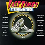 Fast Times At Ridgemont High CD