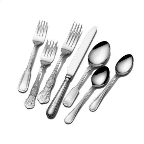 Towle Hotel 90-Piece 18/10 Stainless Steel Flatware Set, Service for 12 (Hotel Flatware compare prices)