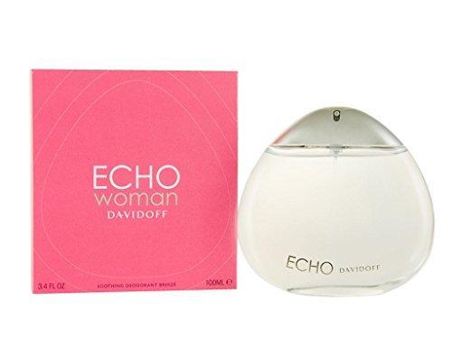 Davidoff Echo Woman lenitivo Deodorante Breeze per i suoi 100 ml