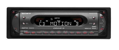 Sony CDX-R6550 - In Car CD Radio