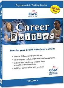 Psychometric Testing V1 Career Builder