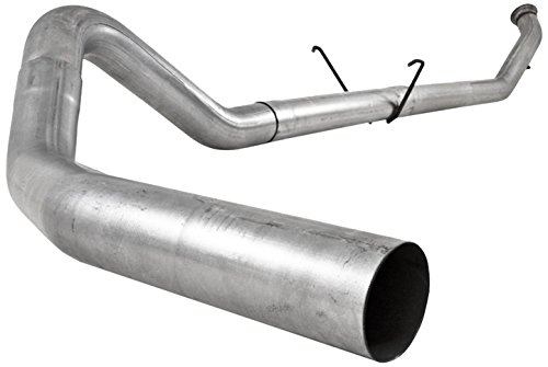 MBRP S6126PLM Turbo Back Single Side Exhaust System (07 Dodge Ram 3500 Exhaust Systems compare prices)