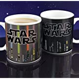 Star Wars:The Force Awakens magical Heat Change Mug by daisy fern