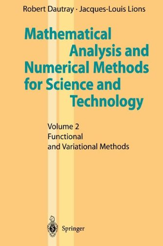 Functional and Variational Methods