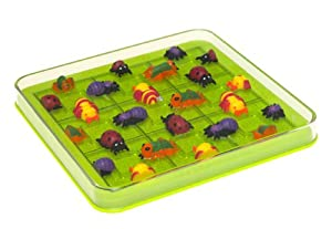 3D Squares Insects Brain Teaser Puzzle