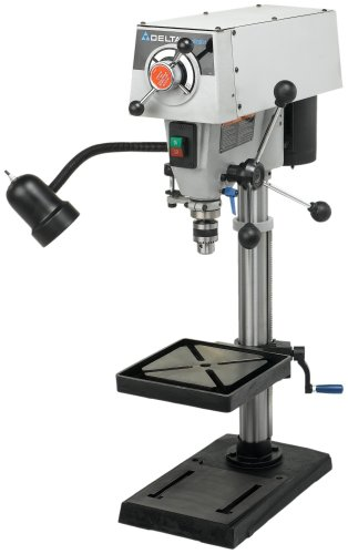 DELTA DP350 Shopmaster 1/3HP 12-Inch Bench Drill Press