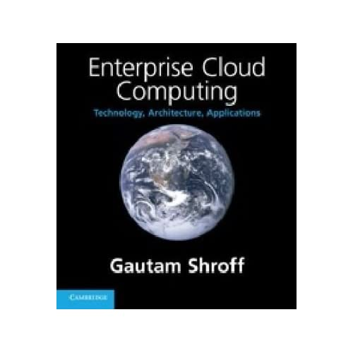 Enterprise Cloud Computing Book Cover