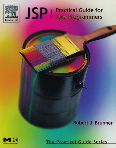 JSP: Practical Guide for Programmers (The Practical Guides)