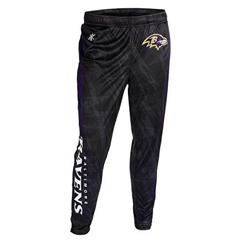NFL-Football-2015-Mens-Tapered-Zip-Up-Pants-Pick-Team