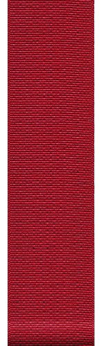 Offray Grosgrain Craft Ribbon, 3-Inch Wide by 50-Yard Spool, Cranberry