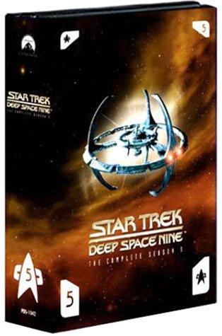 スター・トレック ディープ・スペース・ナイン DVDコンプリート・シーズン 5 コレクターズ・ボックス