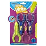 TWIST N WRITE PENAGAIN CHILDRENS PENCILS, 4-Pack