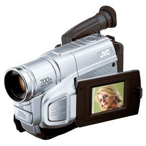 JVC GR-FXM39EG VHS-C Camcorder