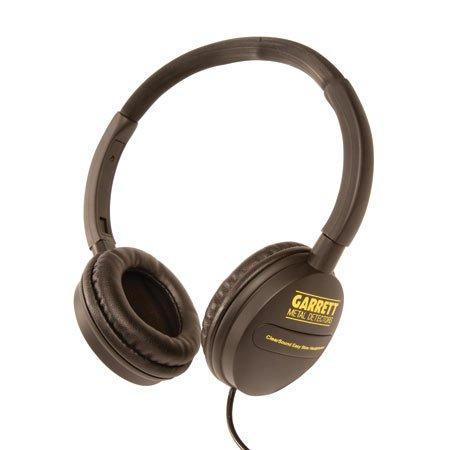 Garrett Metal Detectors Easy Stow Headphones