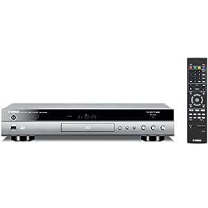 ヤマハ ブルーレイディスクプレーヤー 3D/SA-CD/Bluetooth/Wi-Fi/ハイレゾ音源対応 チタン  BD-A1040(H)