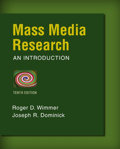 research papers about mass media problems