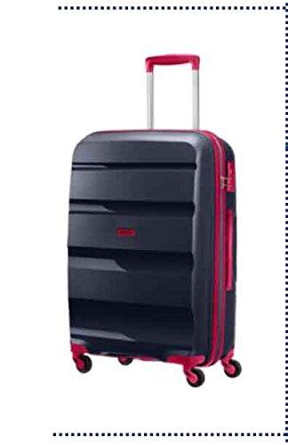 american-tourister-equipaje-de-mano-multicolor-viola-fucsia