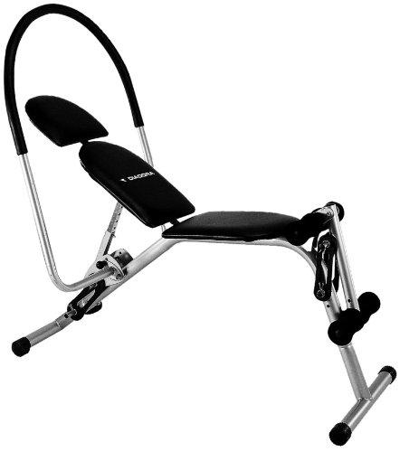Bauchmuskelschlaufen effekt Gut-Blaster-Slings SCHWARZ NEU Bauchtraining