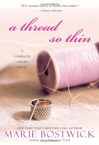 Image of A Thread So Thin (Cobbled Court Quilts)