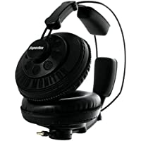 Superlux HD668B Over-Ear 3.5mm Professional Headphones (Black )