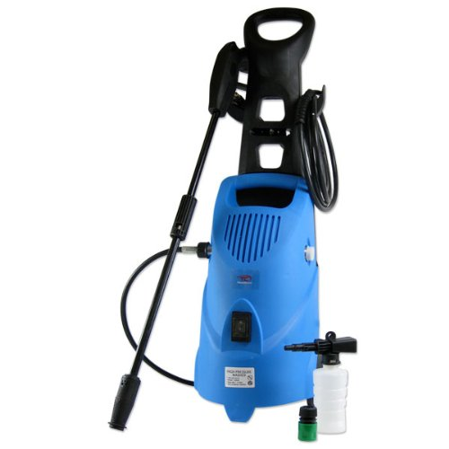 Tooluxe Tl-10672L High Pressure Electric Power Pressure Washer, 1500 Working Psi