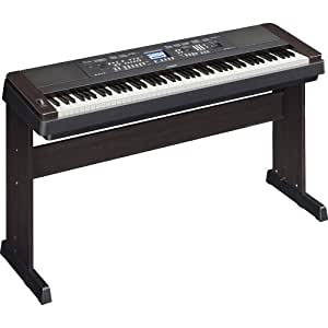 Yamaha DGX650B Digital Piano