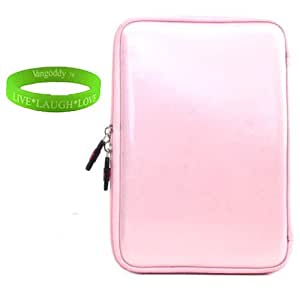 Vg Tablet Messenger Bag (Pink)