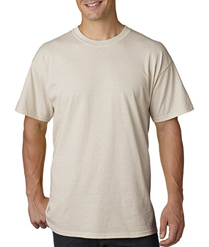gildan-ultra-t-shirt-fur-manner-l-sandfarben-lsandfarben