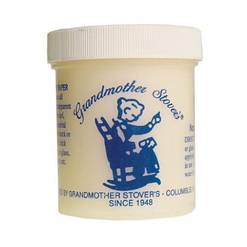 Dollhouse Grandmother Stover's Glue, 6 oz by Handley House - 1