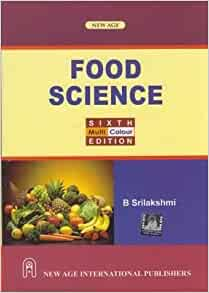 Food science by srilakshmi