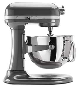 KitchenAid KP26M1XPM 6-Qt. Professional 600 Series - Pearl Metallic