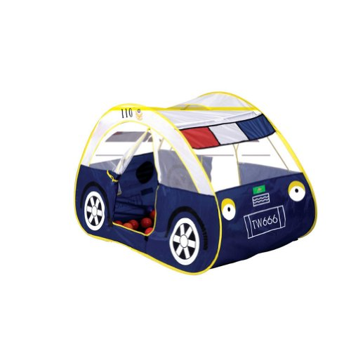 Boys Tent Bed front-44018
